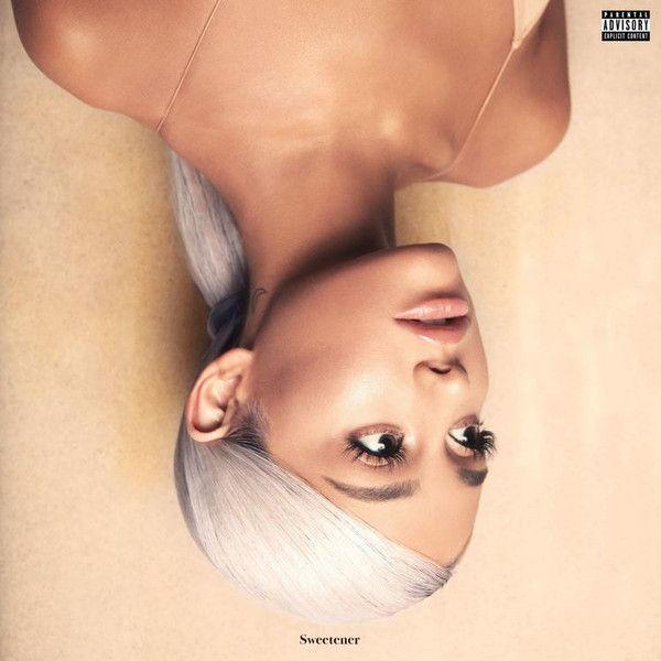 Ariana Grande - Sweetener album cover