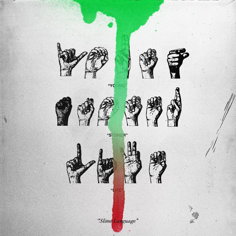 Young Thug - Slime Language album cover