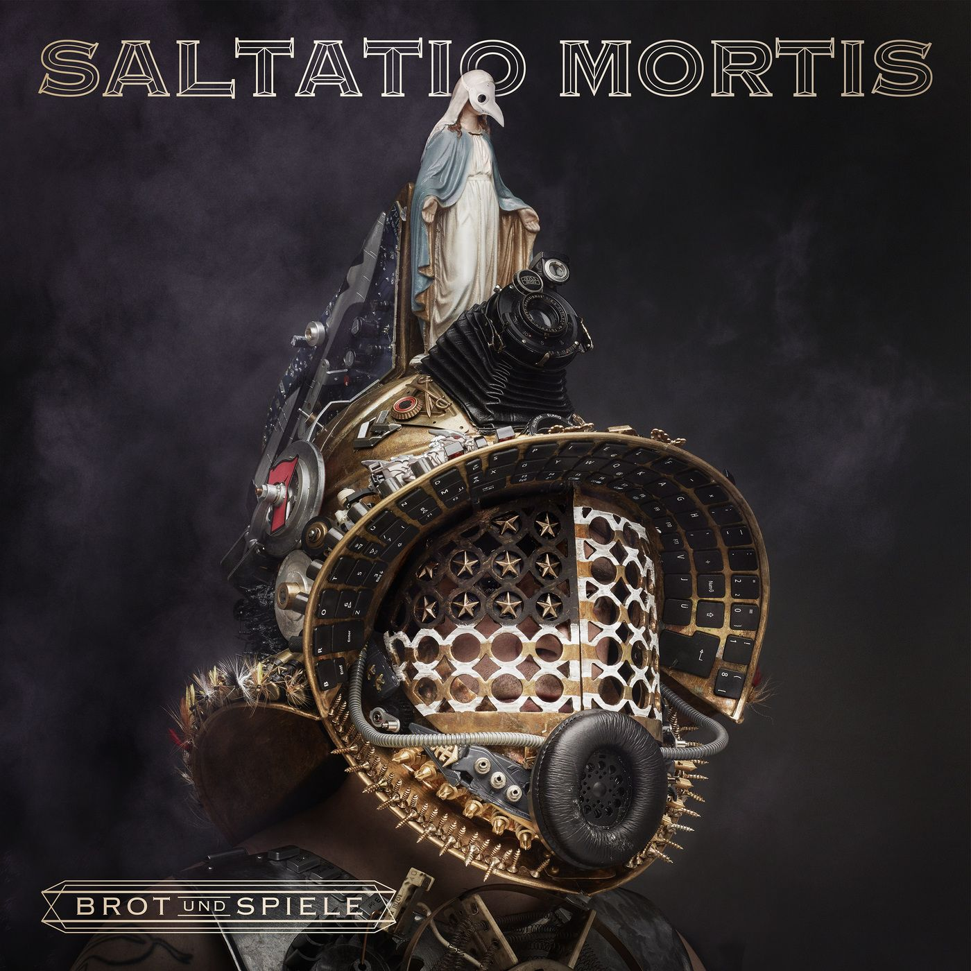 Saltatio Mortis - Brot Und Spiele album cover
