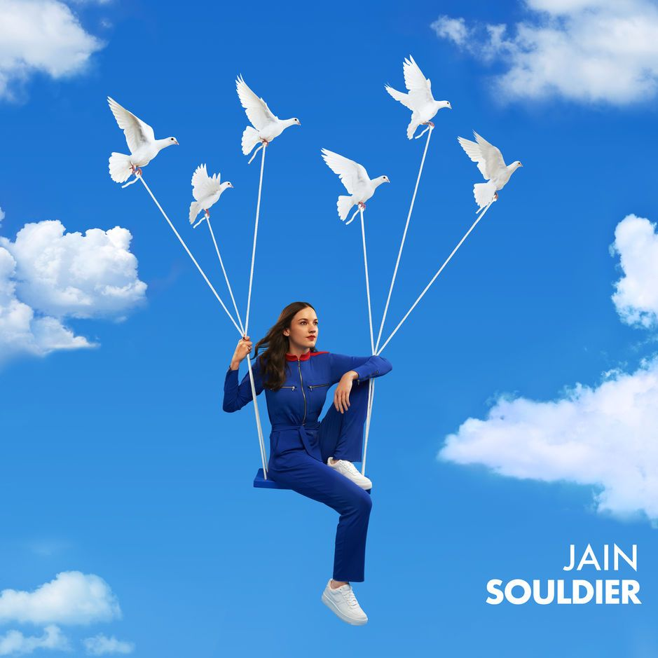 Jain - Souldier album cover
