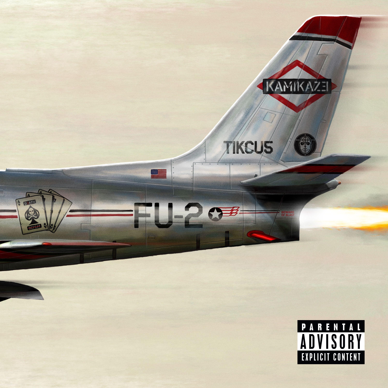 Eminem - Kamikaze album cover
