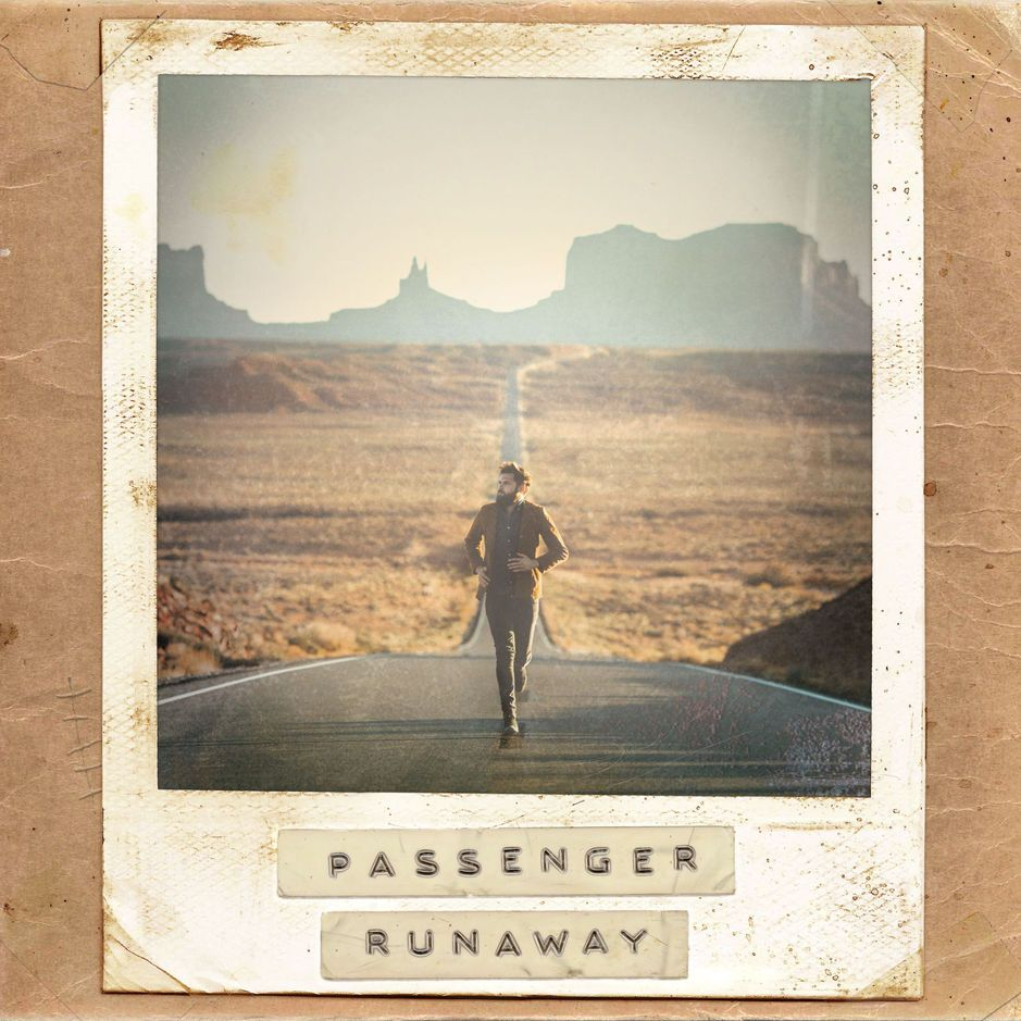 Passenger - Runaway album cover