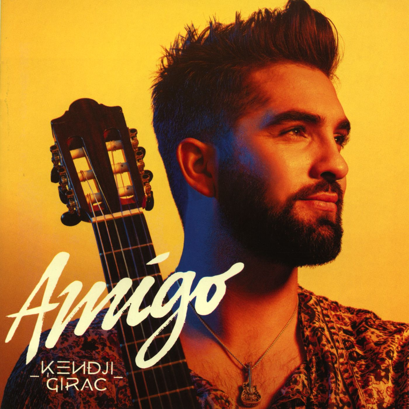 Kendji Girac - Amigo album cover