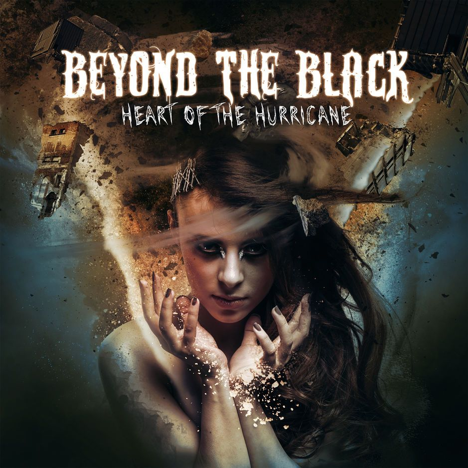 Beyond The Black - Heart Of The Hurricane album cover
