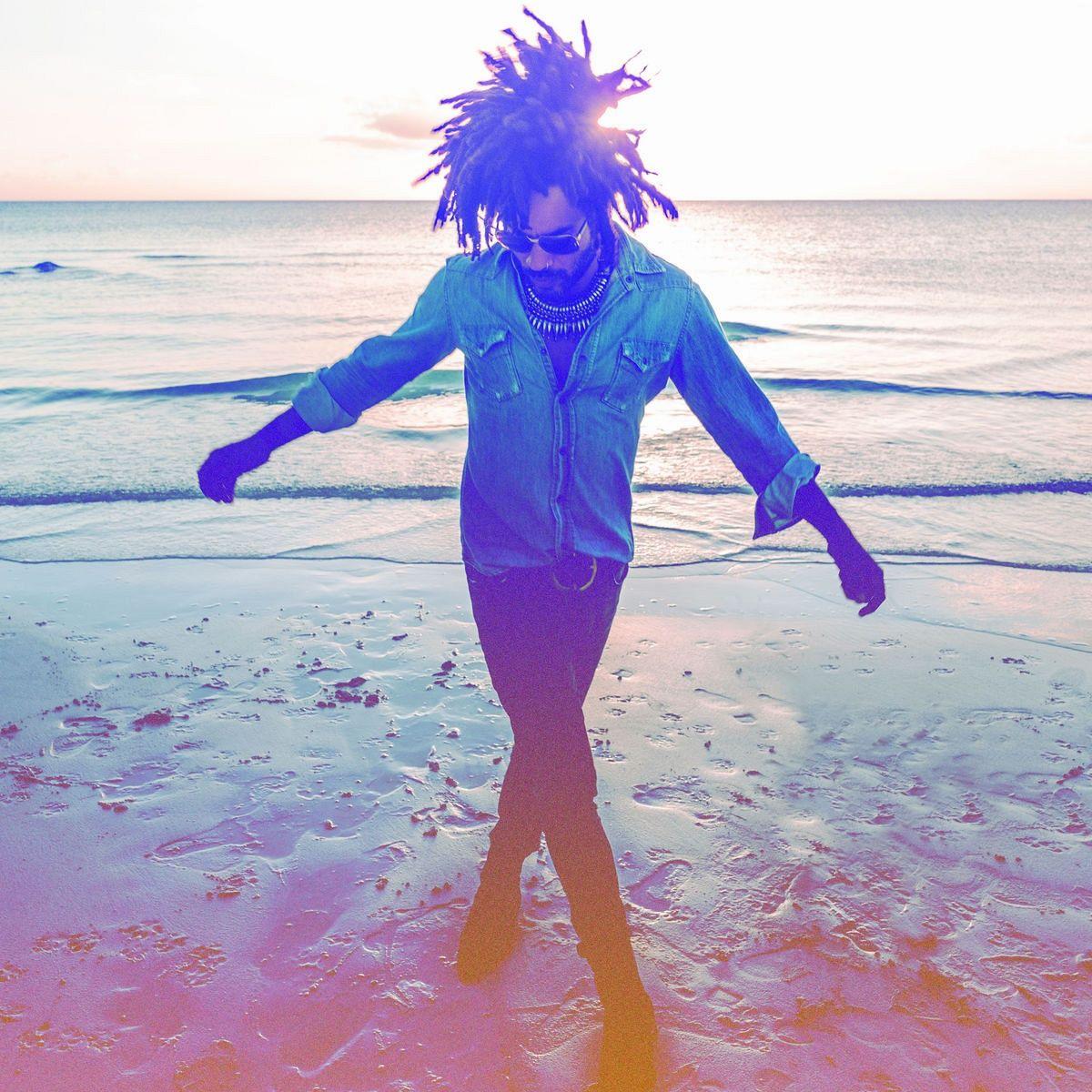 Lenny Kravitz - Raise Vibration album cover