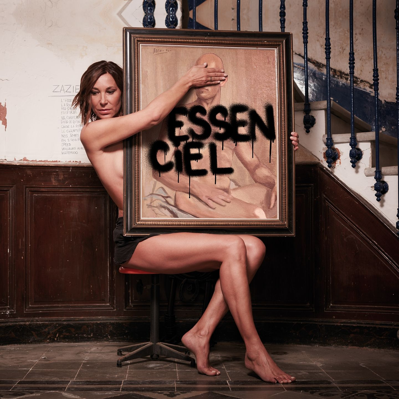 Zazie - Essenciel album cover