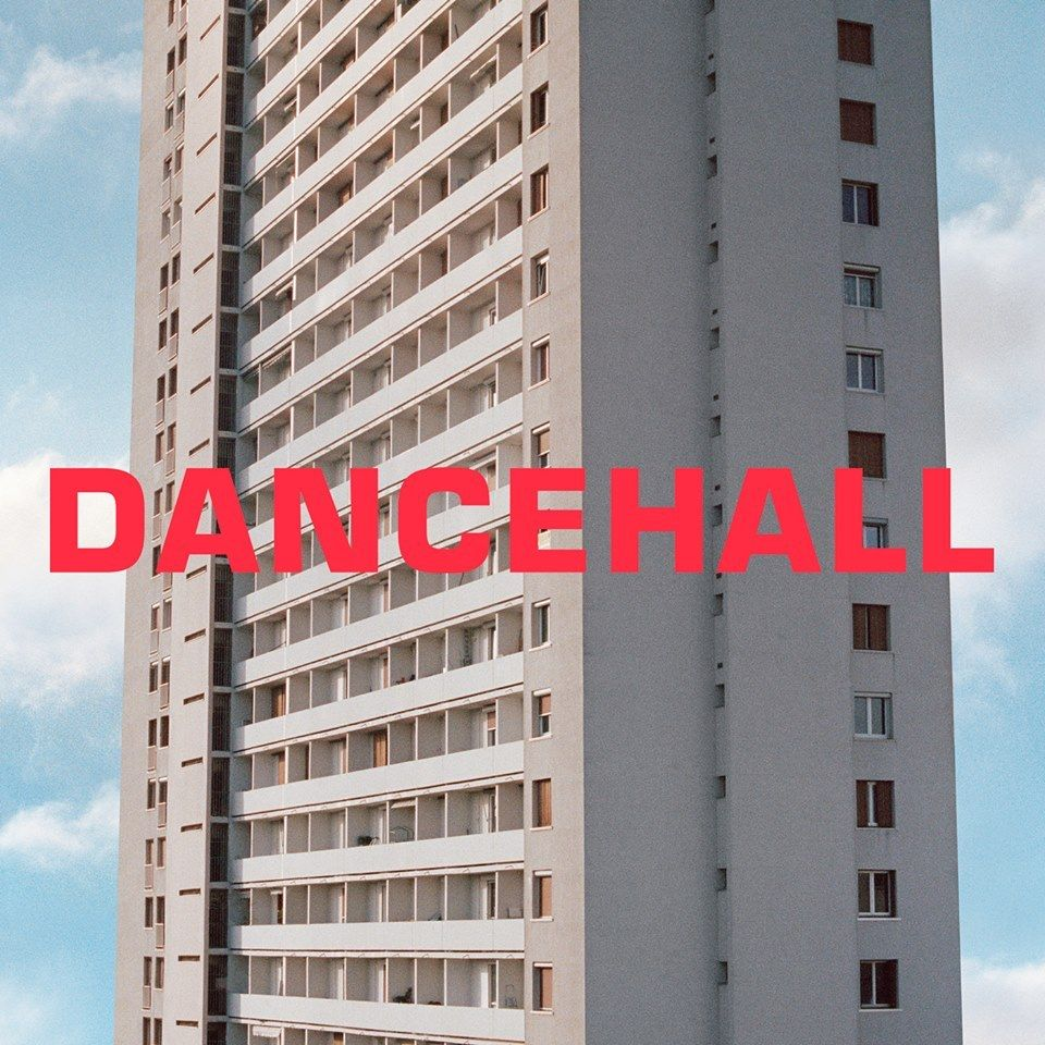 The Blaze - Dancehall album cover