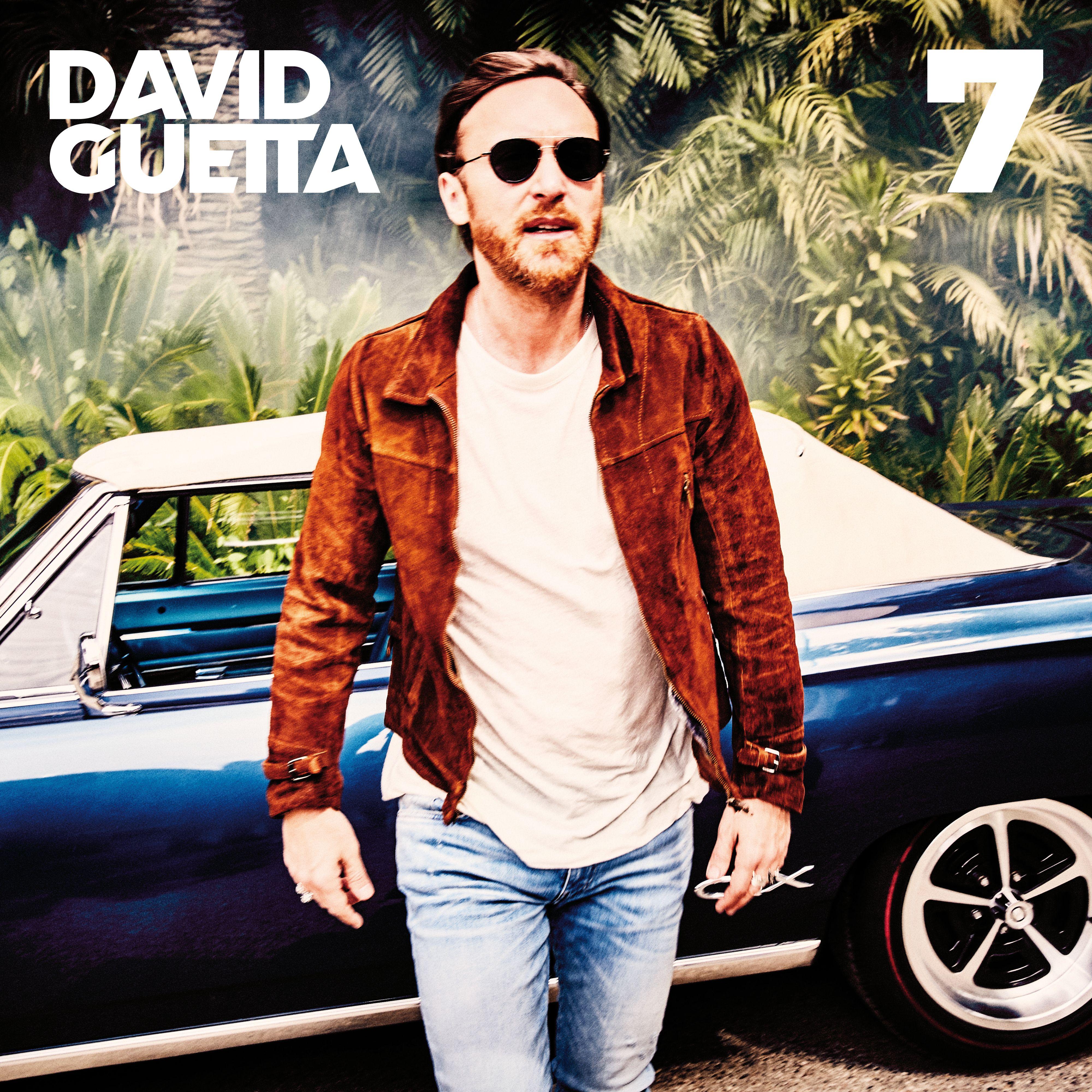 David Guetta - 7 album cover