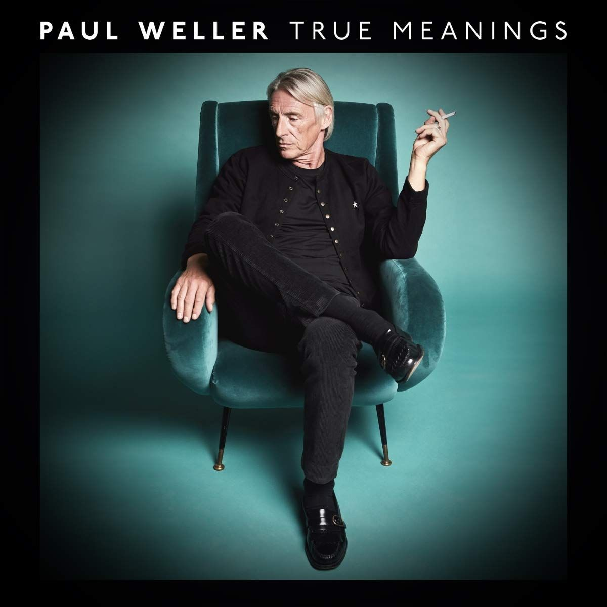 Paul Weller - True Meanings album cover