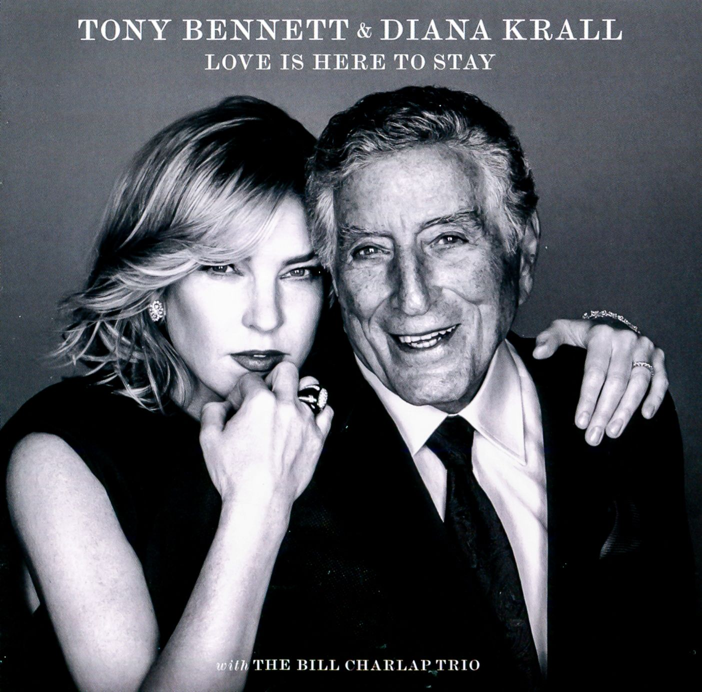 Tony Bennett - Love Is Here To Stay album cover