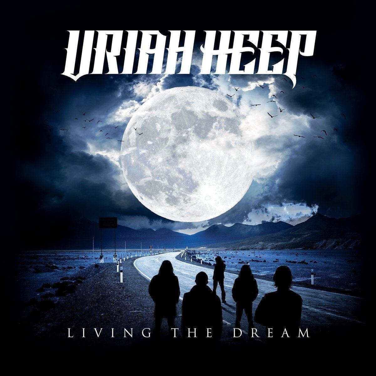 Uriah Heep - Living The Dream album cover