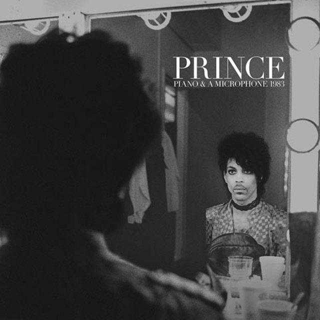 Prince - Piano & A Microphone 1983 album cover