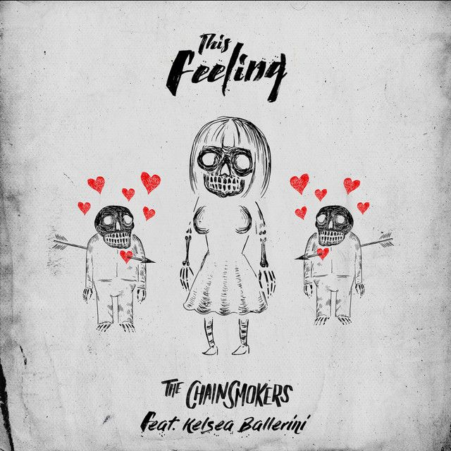 The Chainsmokers - Sick Boy This Feeling album cover