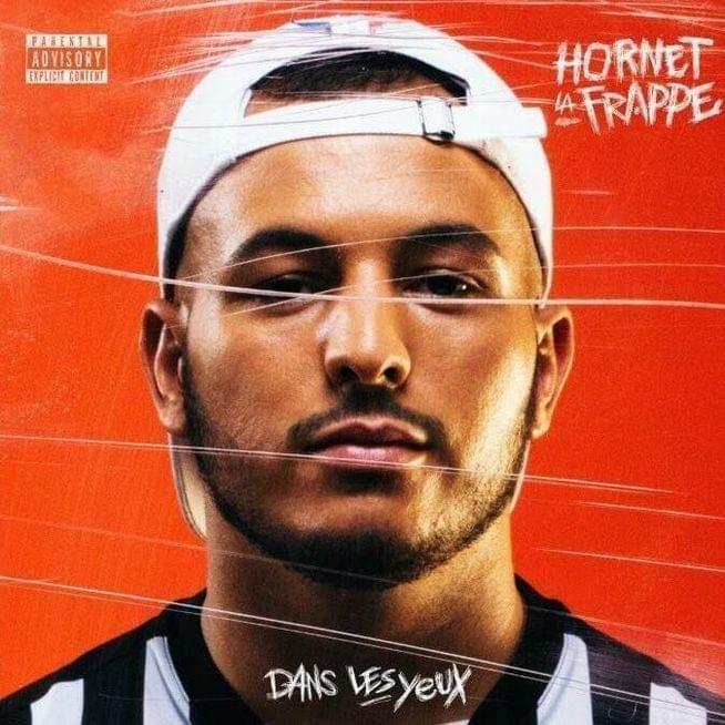 Hornet La Frappe - Dans Les Yeux album cover