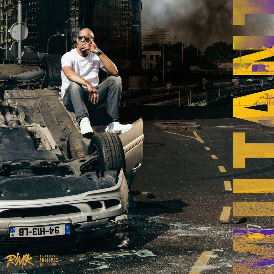 Rim'k - Mutant album cover