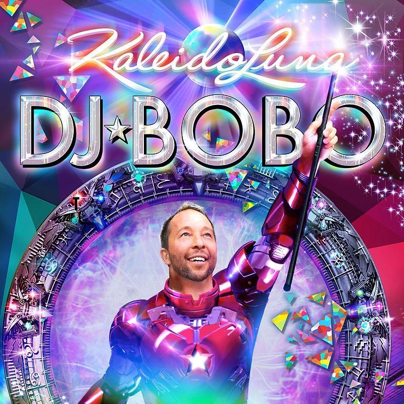 DJ Bobo - Kaleidoluna album cover