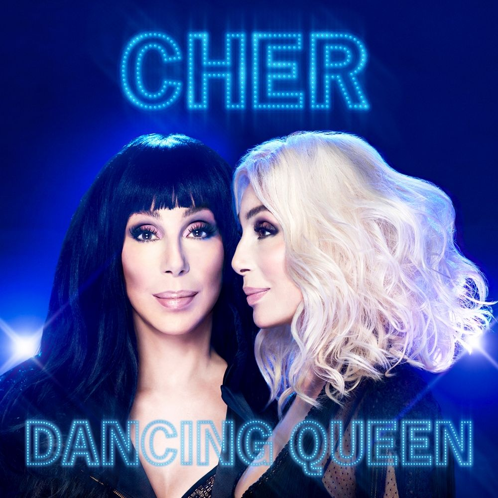 Cher - Dancing Queen album cover