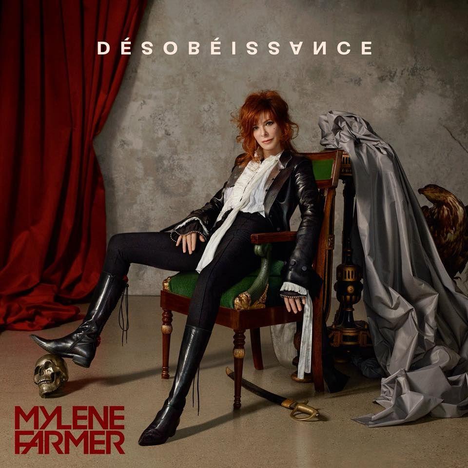Mylène Farmer - Désobéissance album cover