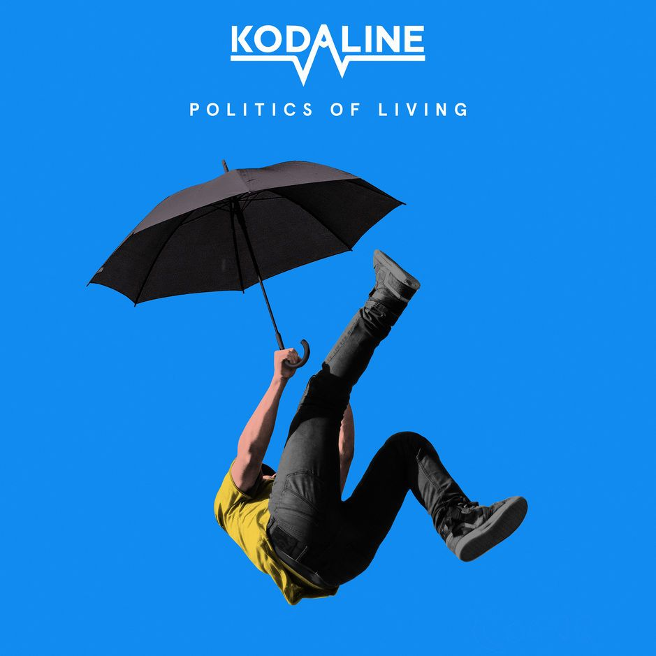 Kodaline - Politics Of Living album cover