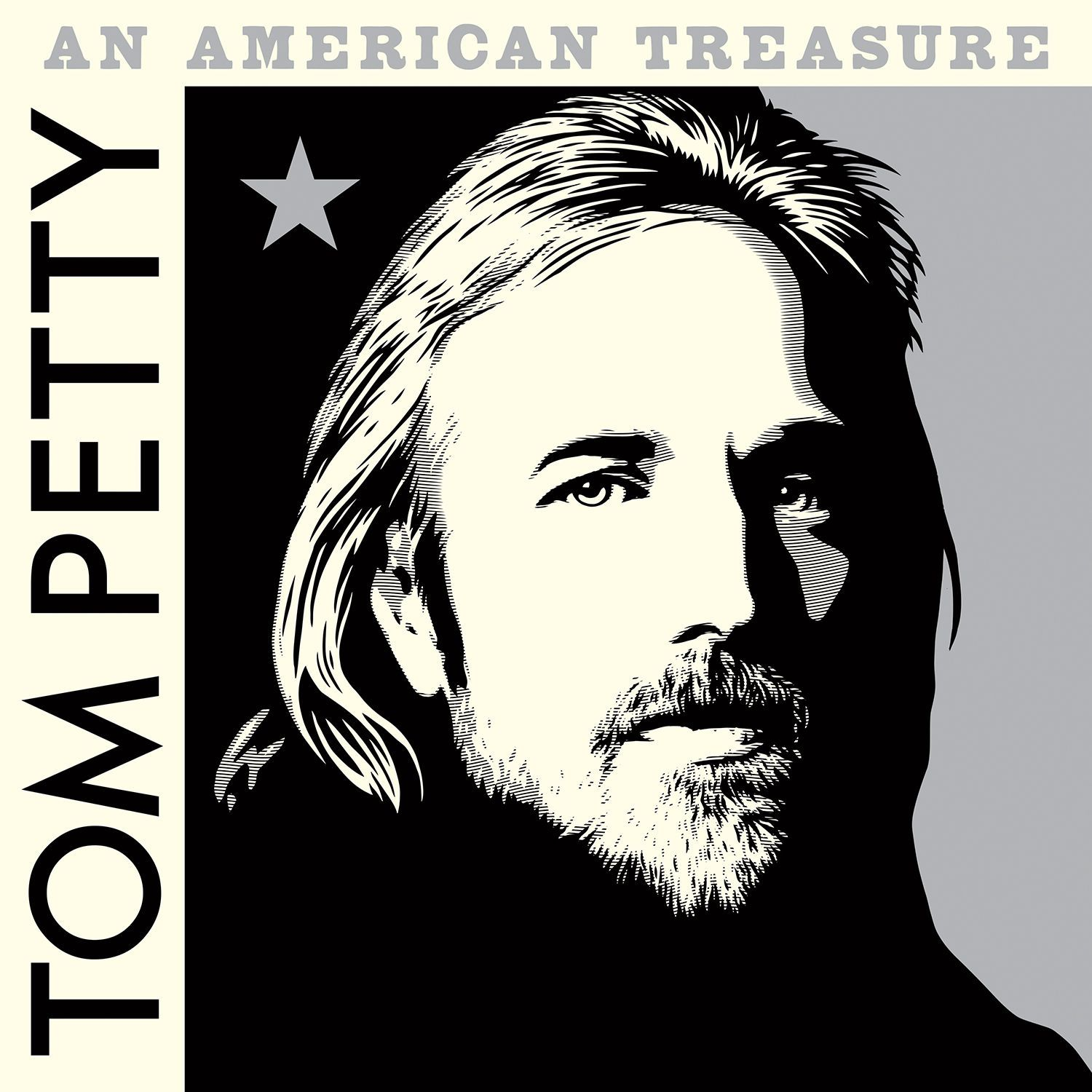 Tom Petty - An American Treasure album cover