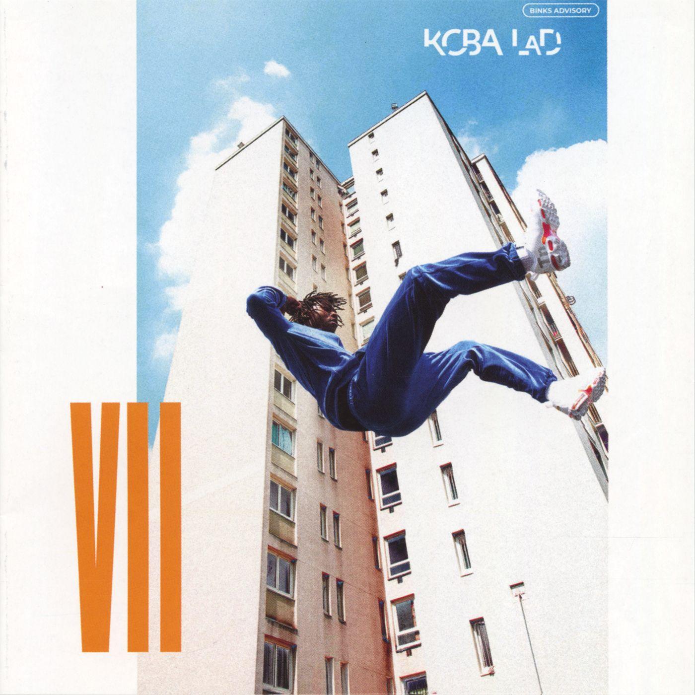 Koba Lad - Vii album cover