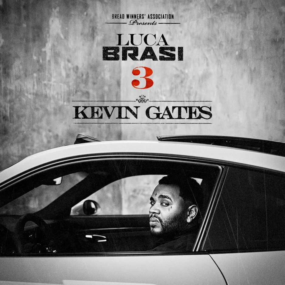 Kevin Gates - Luca Brasi 3 album cover