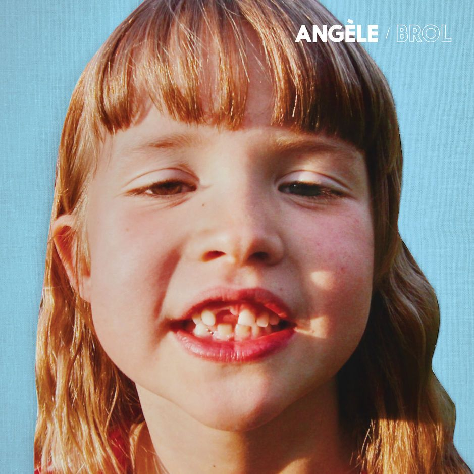 Angèle - Brol album cover