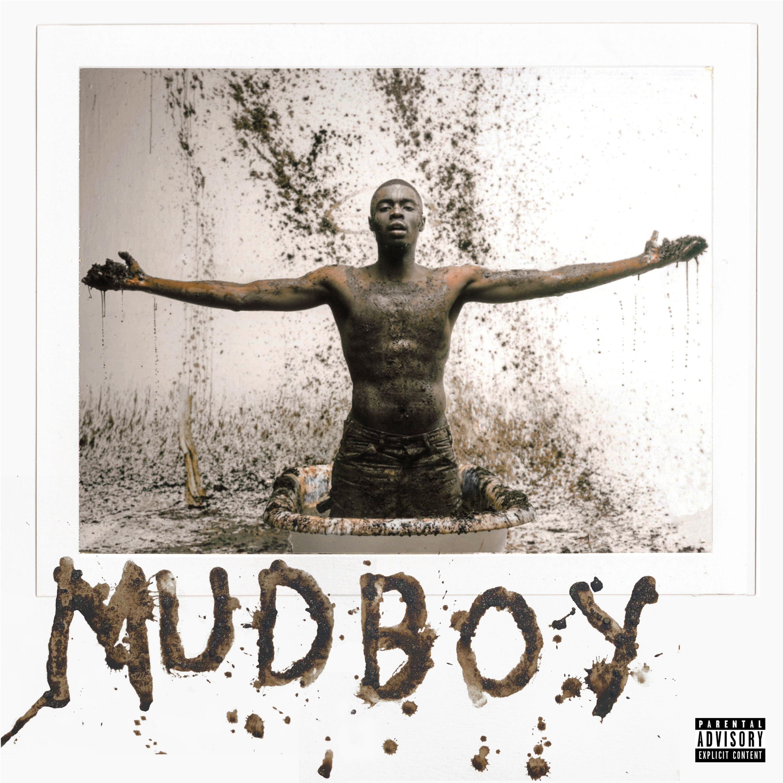 Sheck Wes - Mudboy album cover