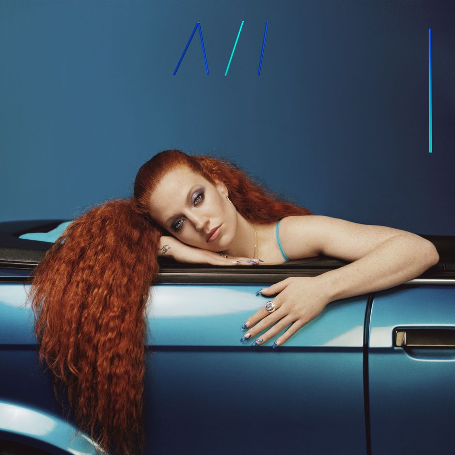 Jess Glynne - Always In Between album cover