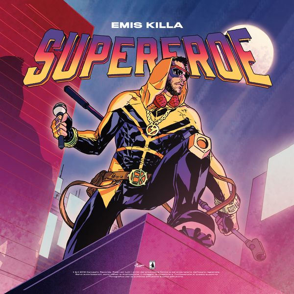 Emis Killa - Supereroe album cover
