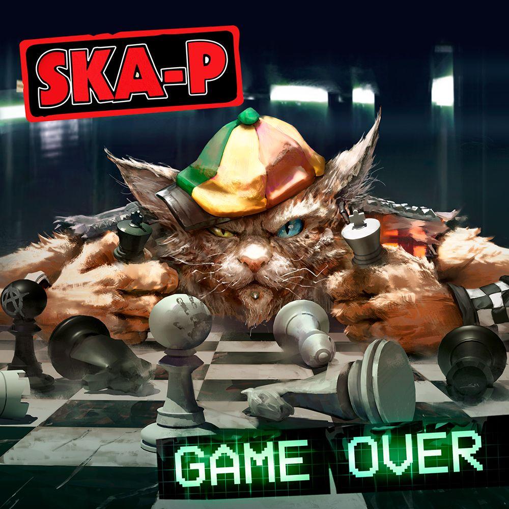 Ska-p - Game Over album cover