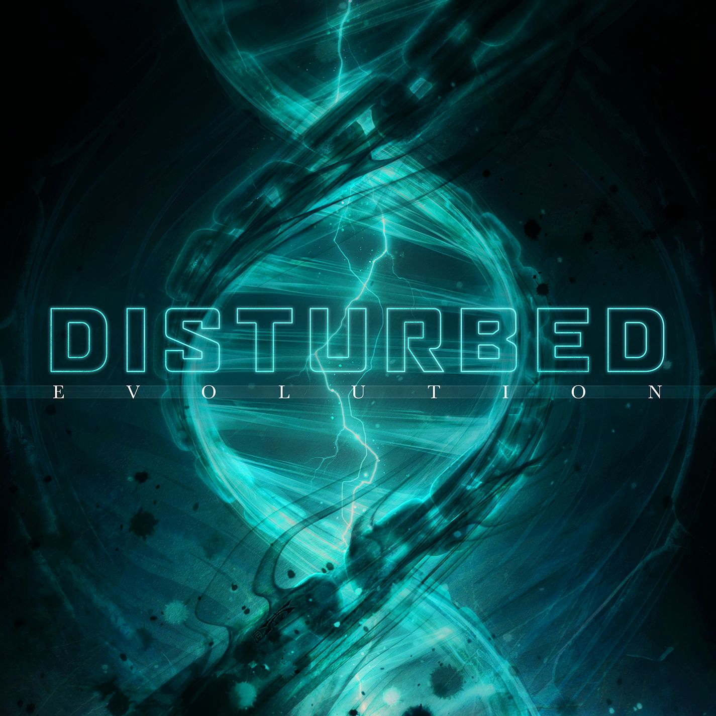 Disturbed - Evolution album cover