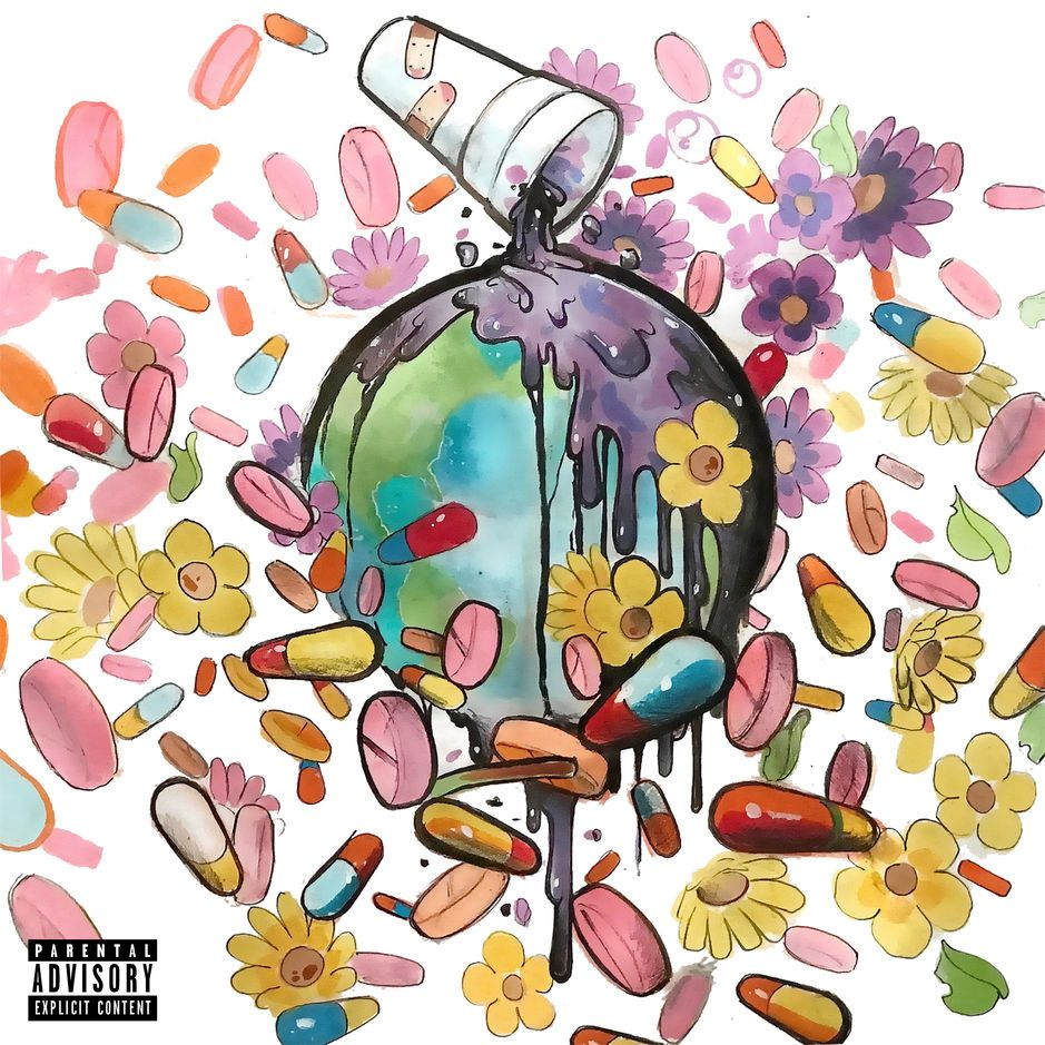 Future - Future And Juice Wrld Present... Wrld On Drugs album cover
