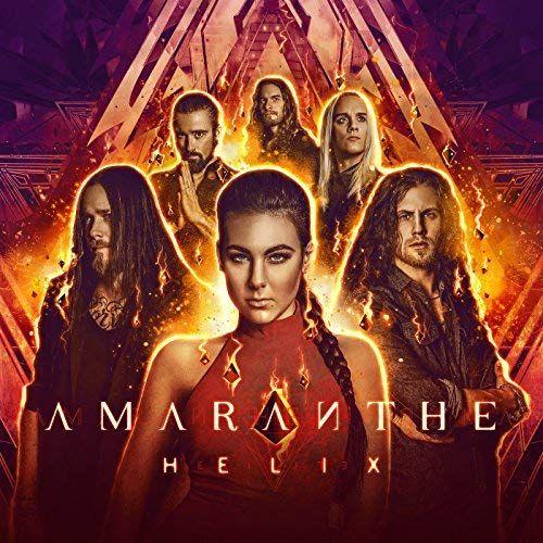 Amaranthe - Helix album cover