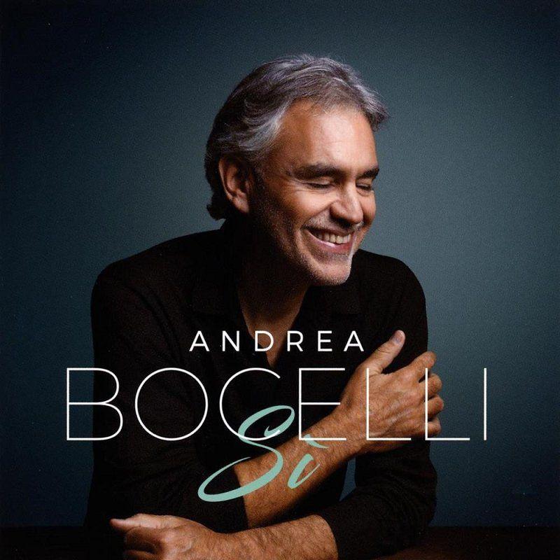 Andrea Bocelli - Si album cover