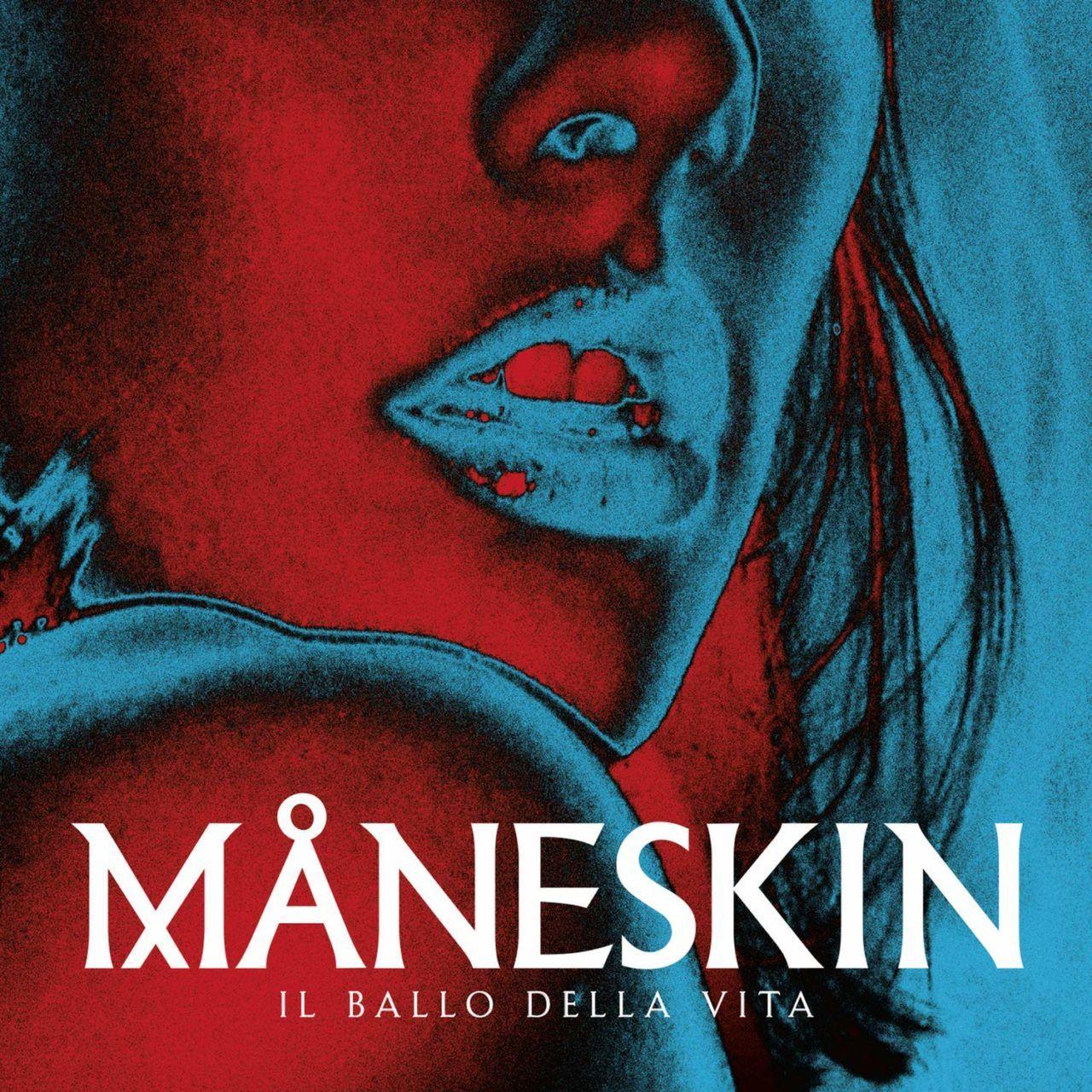 Maneskin - Il Ballo Della Vita album cover