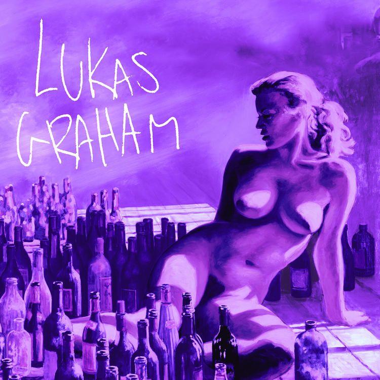 Lukas Graham - 3 (the Purple Album) album cover