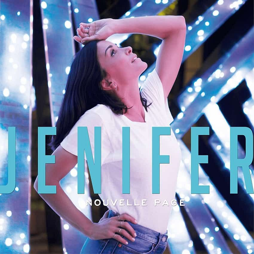 Jenifer - Nouvelle Page album cover