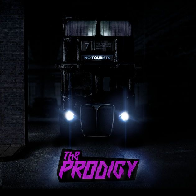 The Prodigy - No Tourists album cover