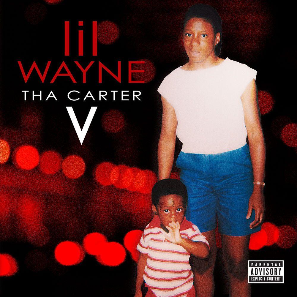 Lil Wayne - Tha Carter V album cover