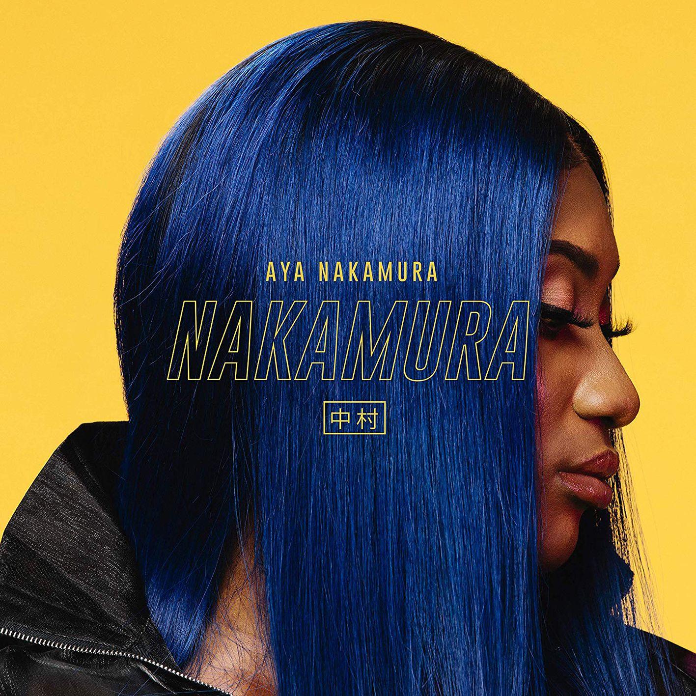 Aya Nakamura - Nakamura album cover