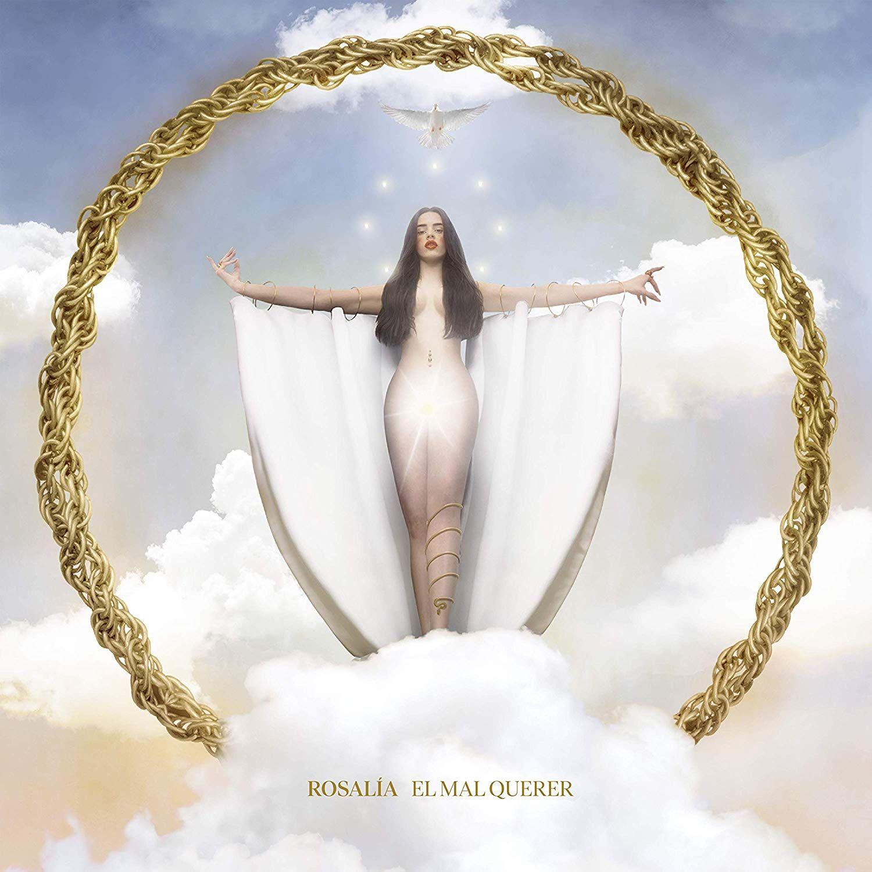 Rosalia - El Mal Querer album cover
