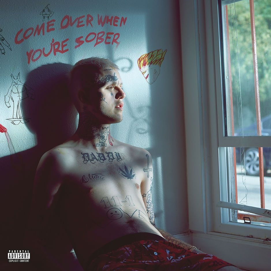 Lil Peep - Come Over When You're Sober Pt. 2 album cover