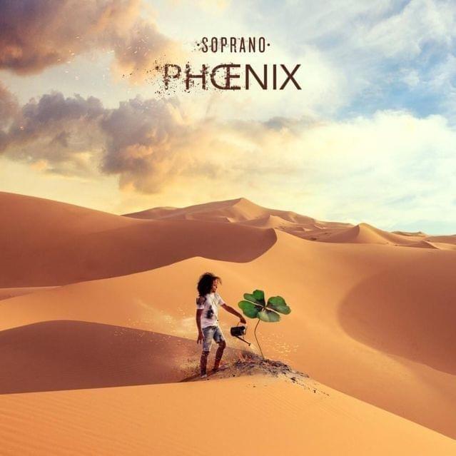 Soprano - Phoenix album cover
