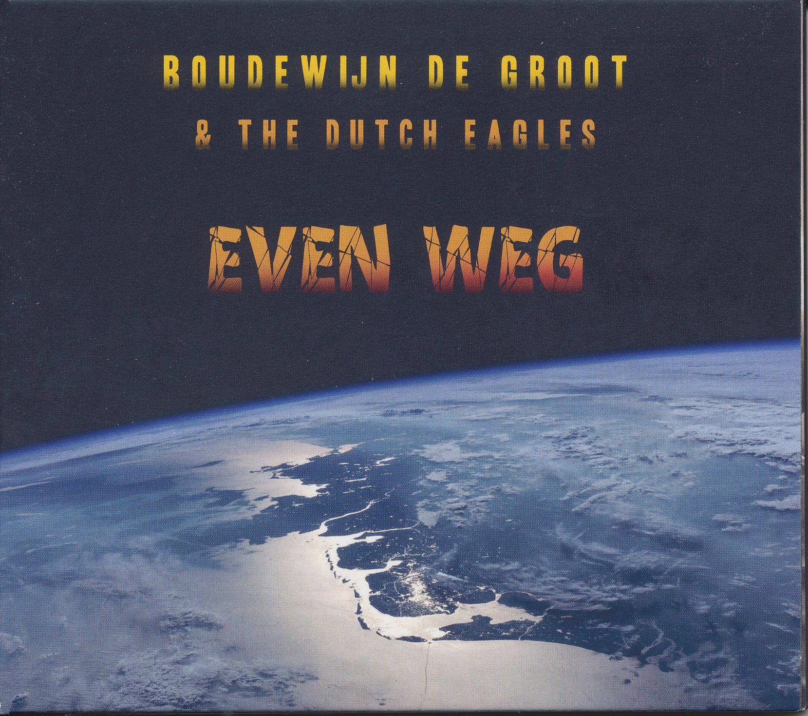 Boudewijn De Groot - Even Weg album cover