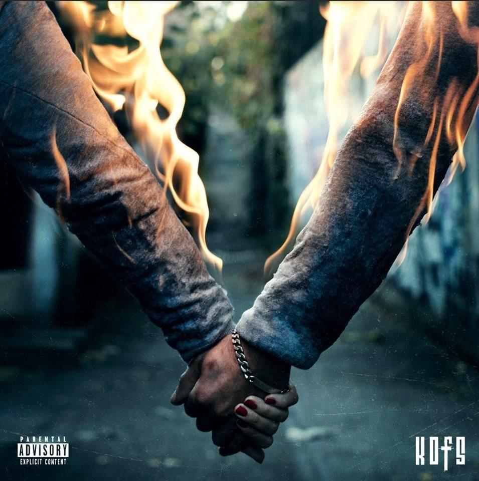 Kofs - V album cover