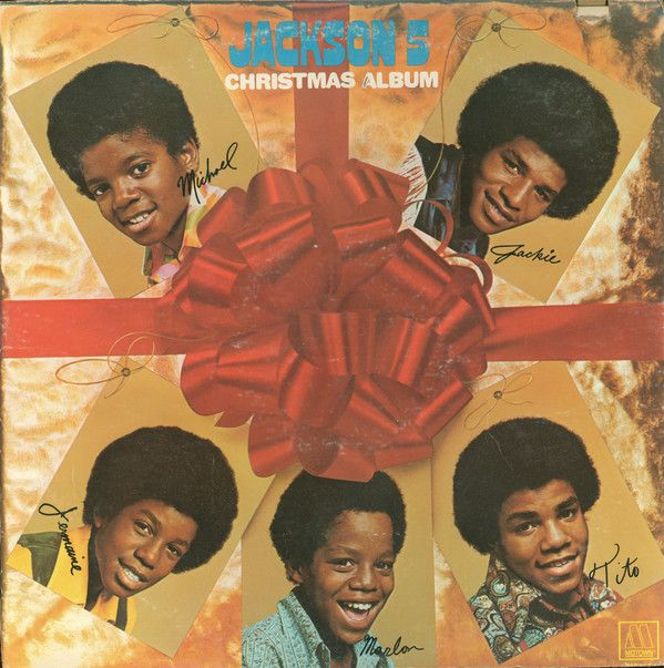 Jackson 5 - Christmas Album album cover