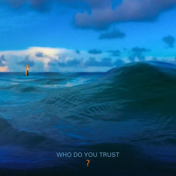 Papa Roach - Who Do You Trust album cover