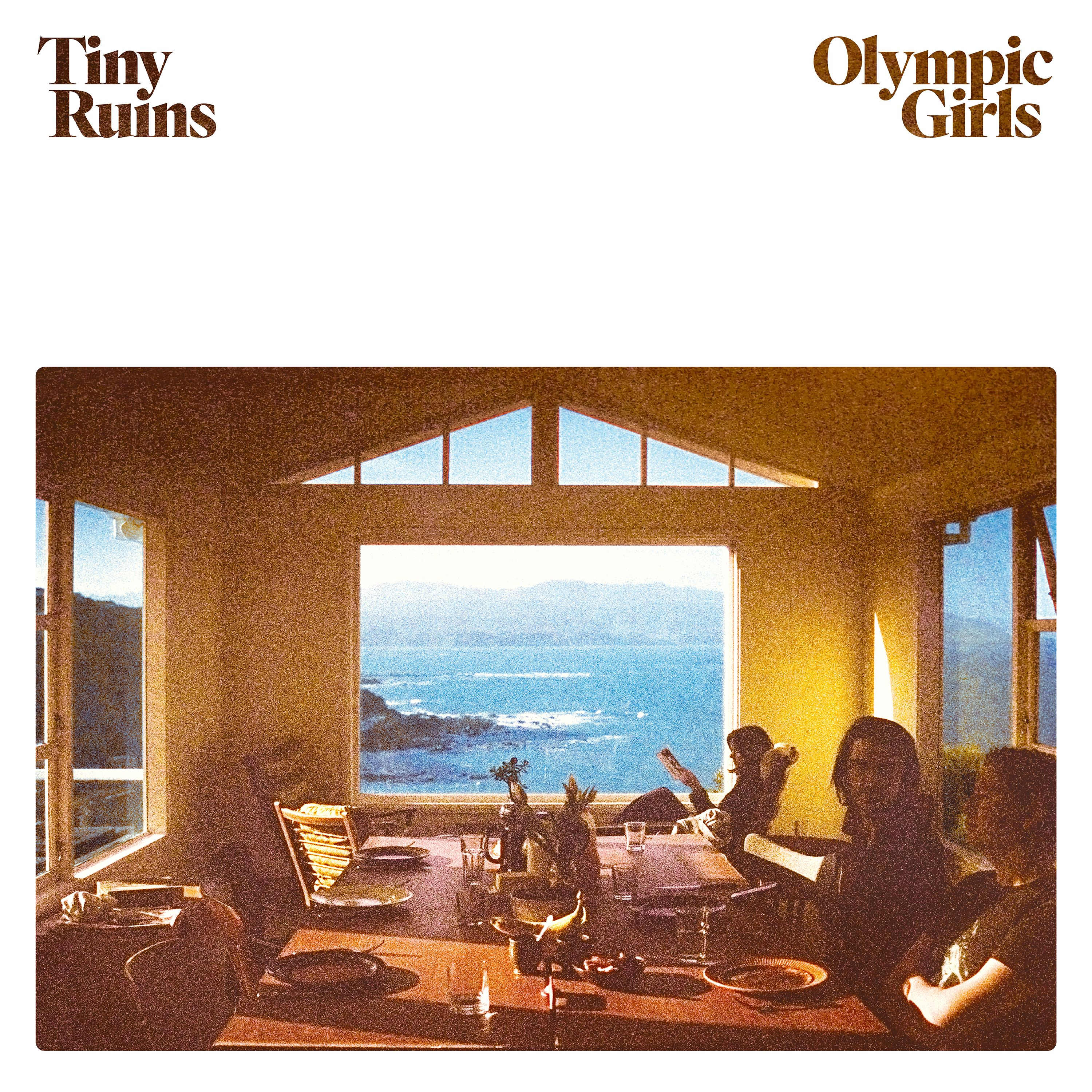 Tiny Ruins - Olympic Girls album cover