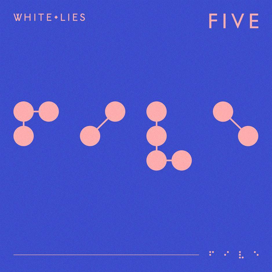 White Lies - Five album cover